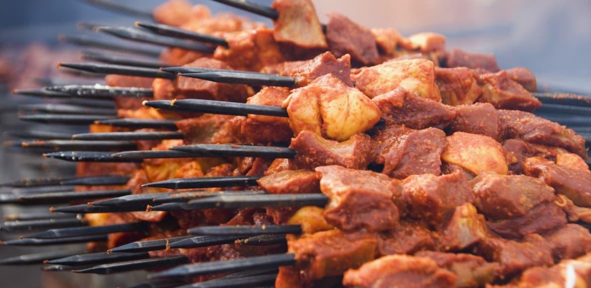 Barbecue bij Rederij Vooruit
