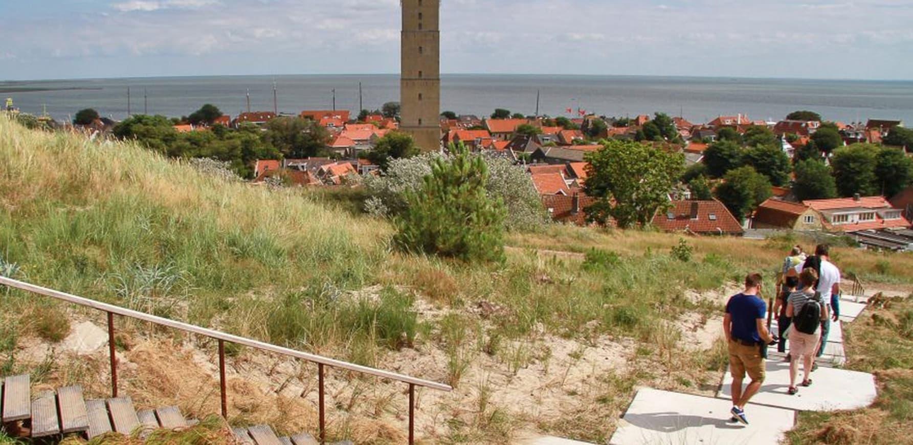 Eilandhoppen in Friesland