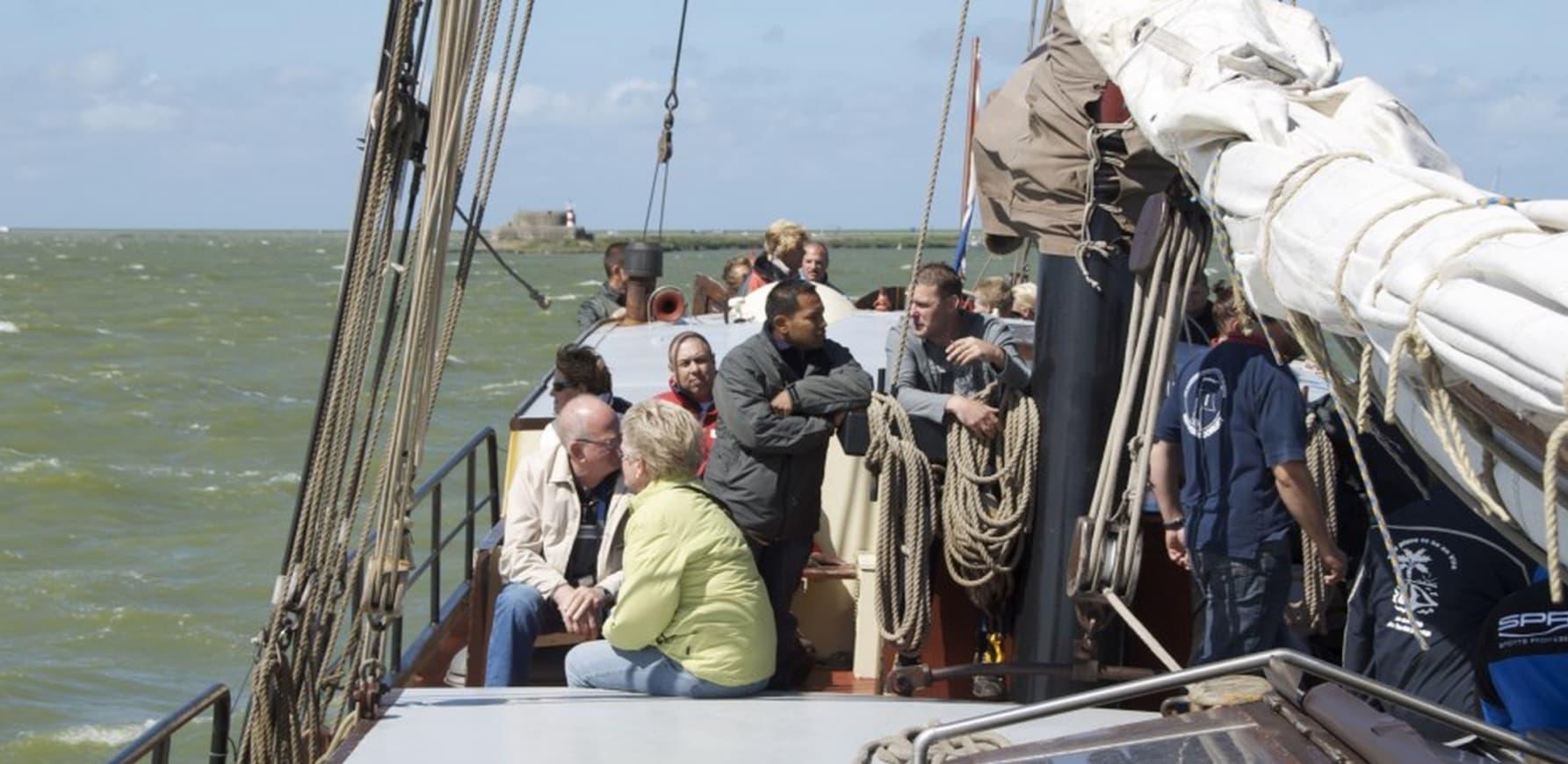 Hotelboot de Vliegende Draeck