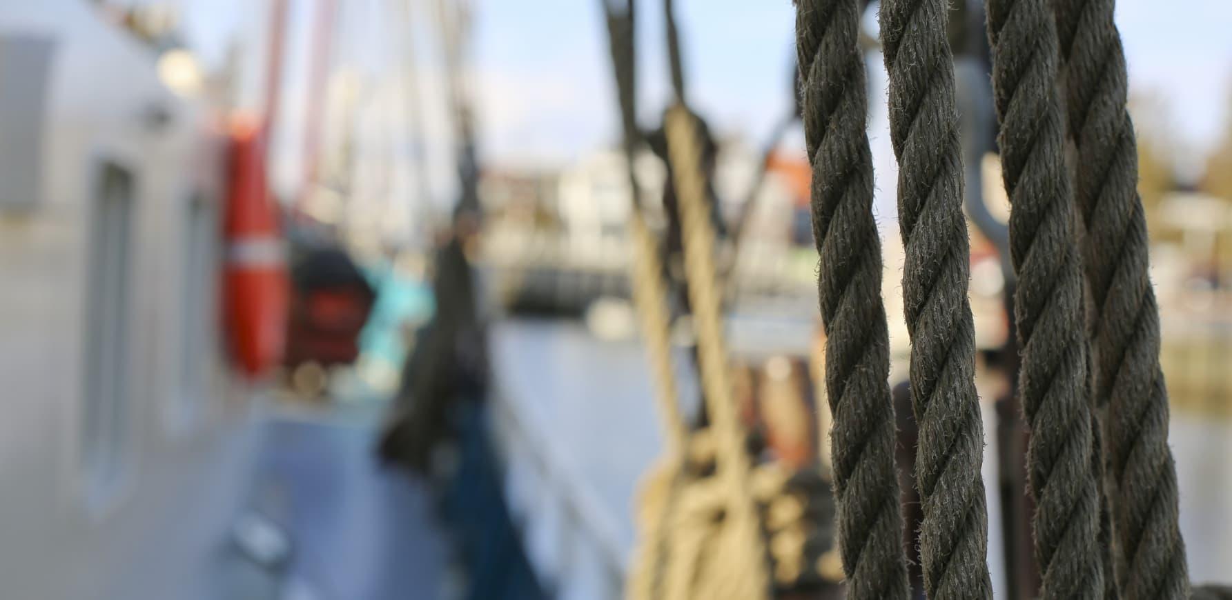 Huwelijk op zeilschip in Friesland