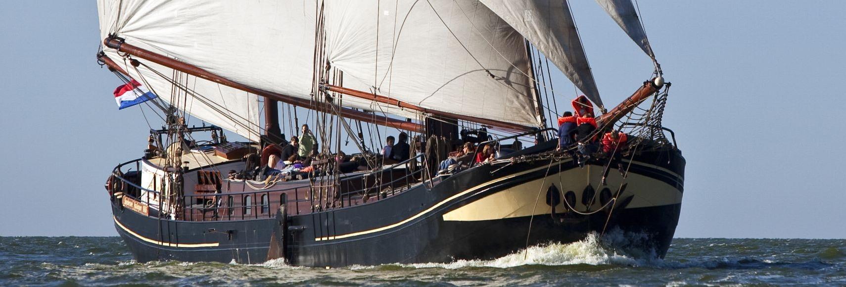 Zeilboot Suydersee