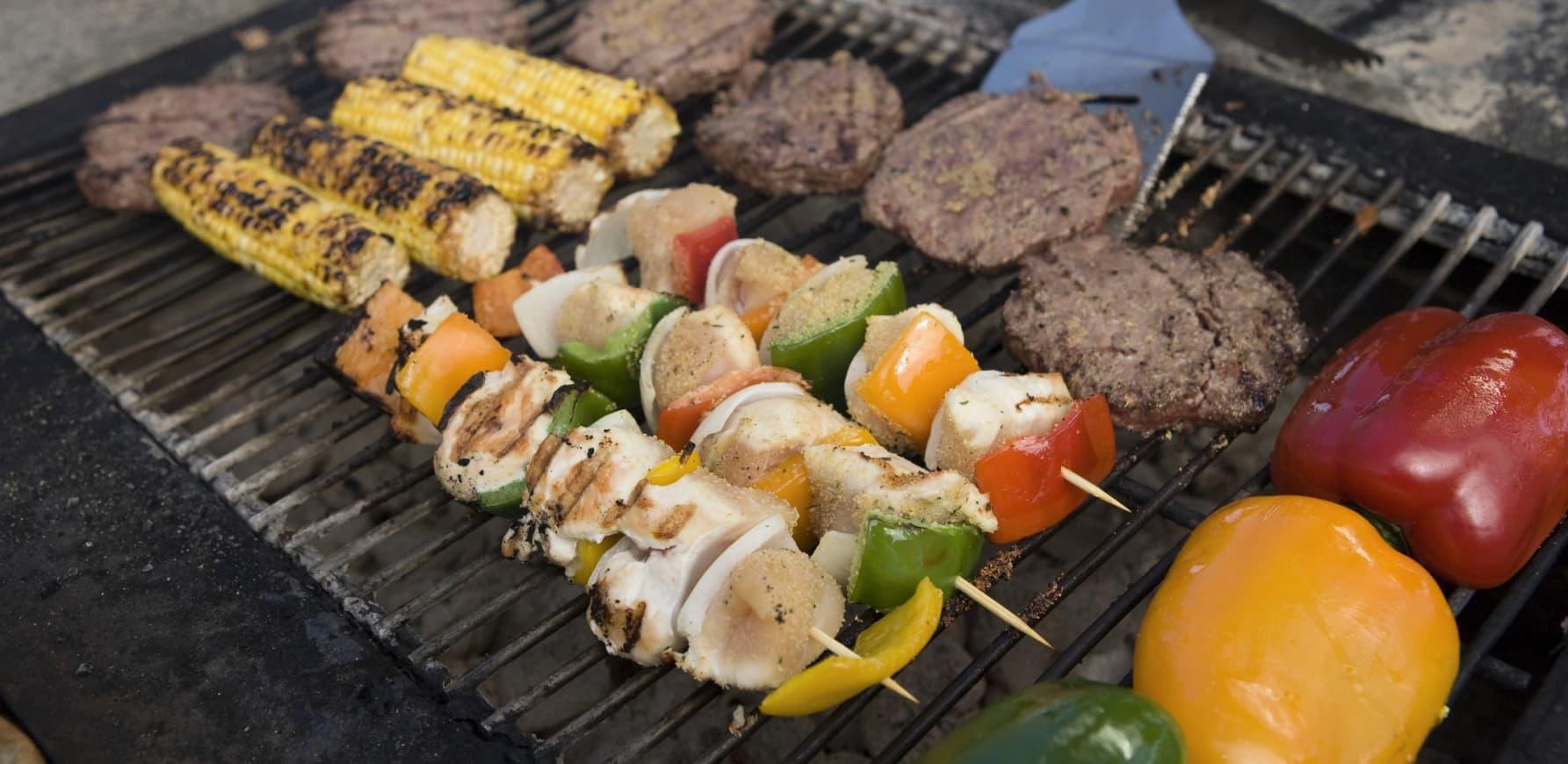 Barbecuen met familiedag
