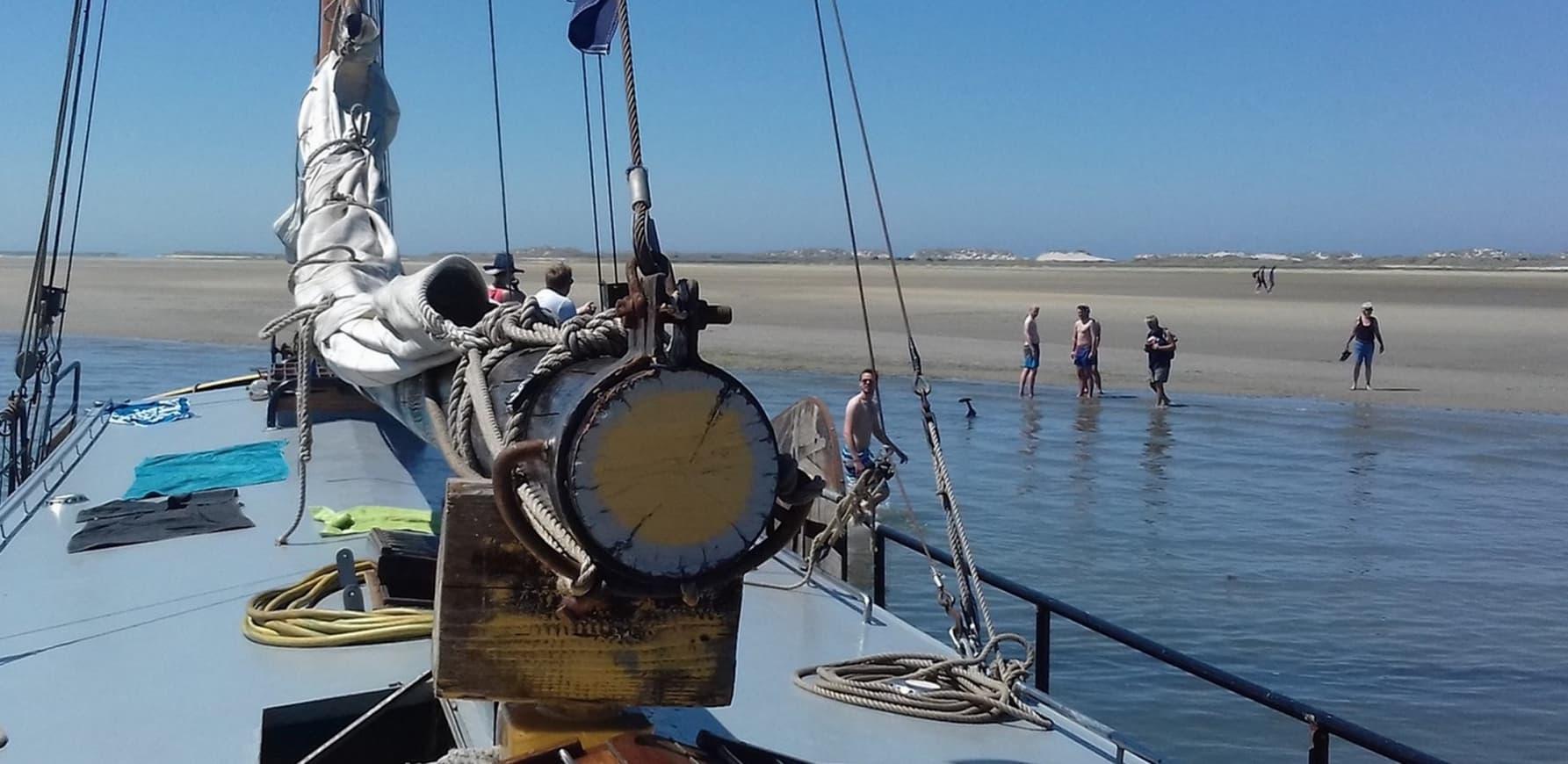 Zeilvakantie op het IJsselmeer