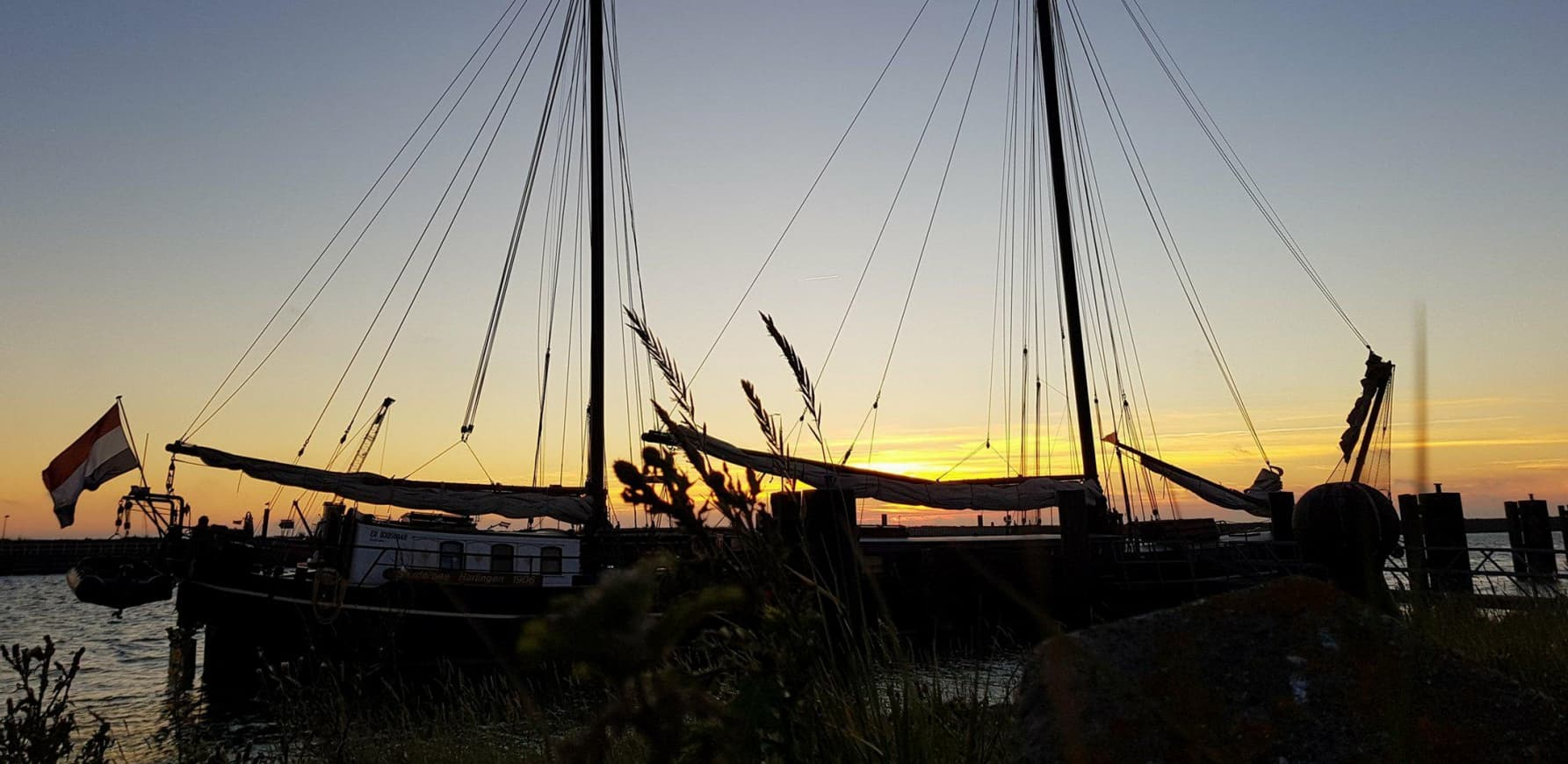 Meezeilreis Waddenzee met Rederij Vooruit