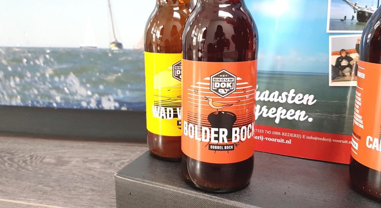 Brouwdok bier