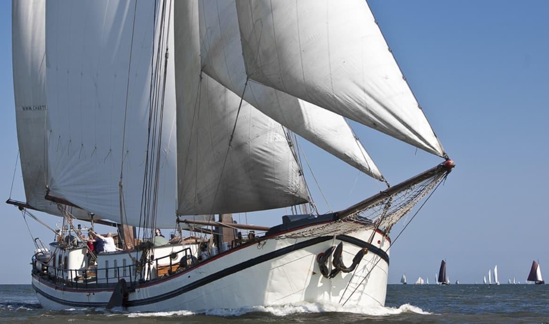 zeilboot hollandia varen