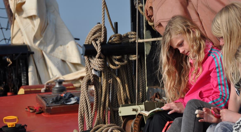 zeilboot klipper risico