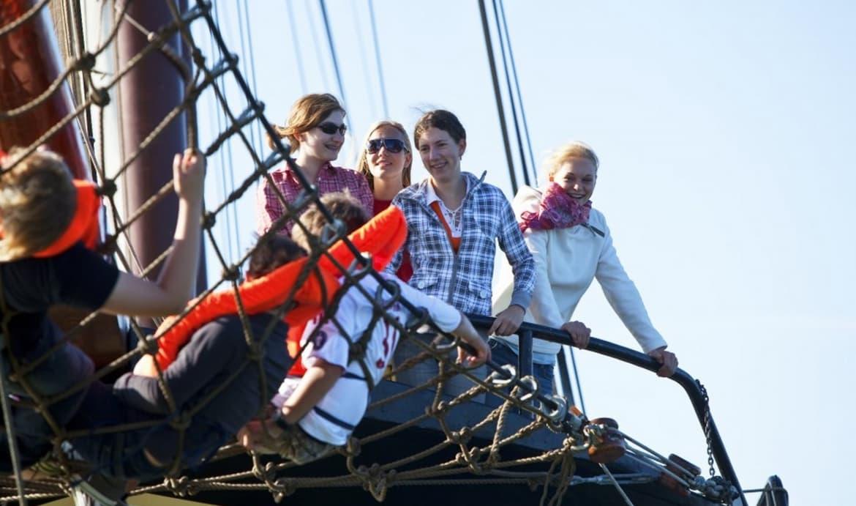 zeilen vakantie jongeren boot